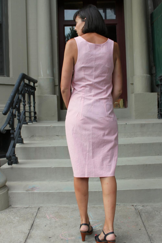 Violet dress 5