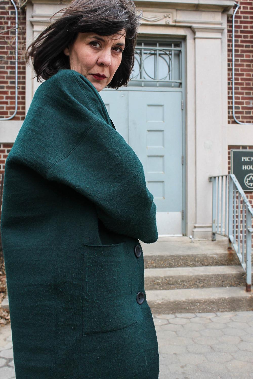 Raw coat 1