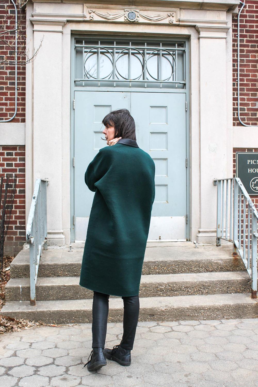 Raw coat 8