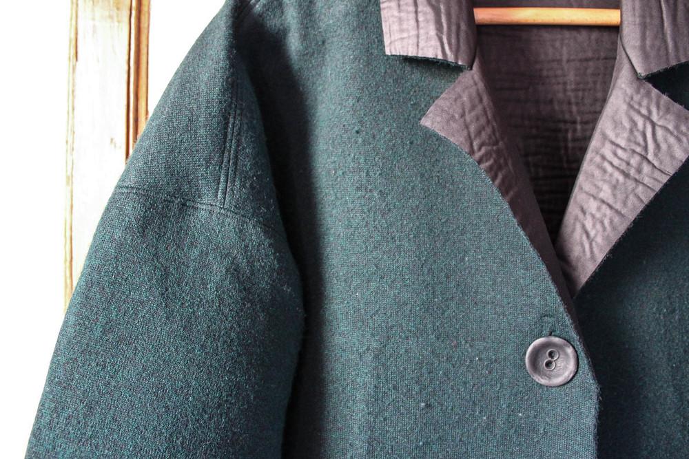 Raw coat 12