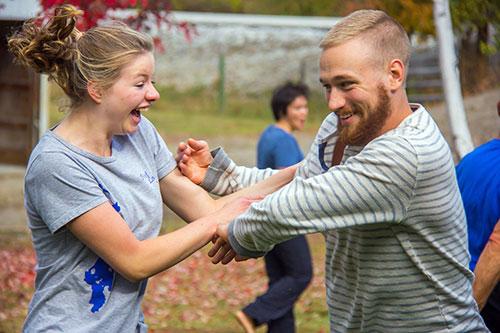 Partner-Resist Exercises