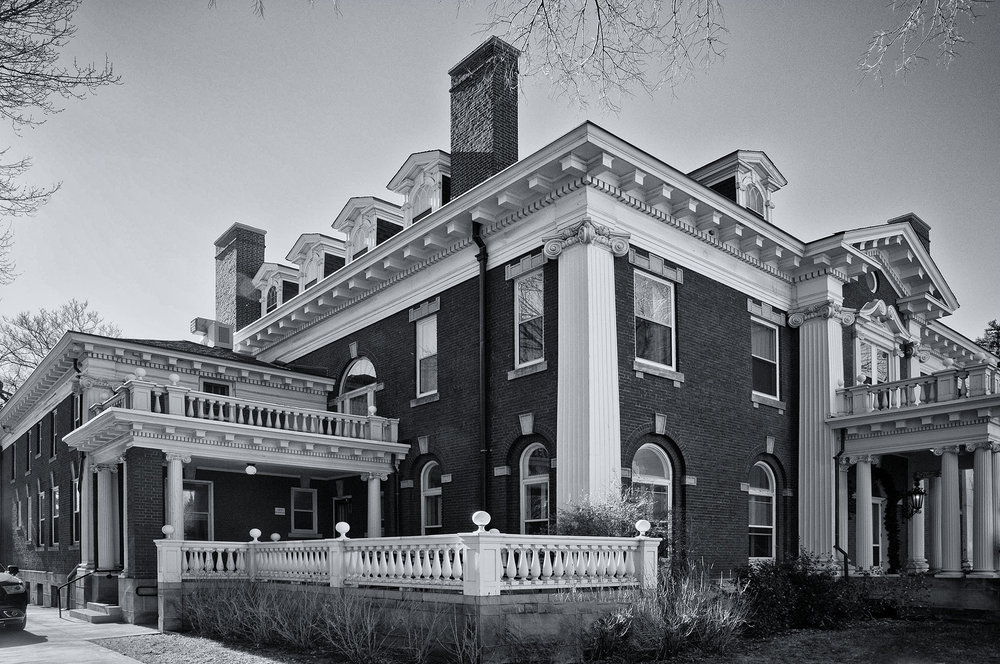 Governor's mansion, Denver, Colorado