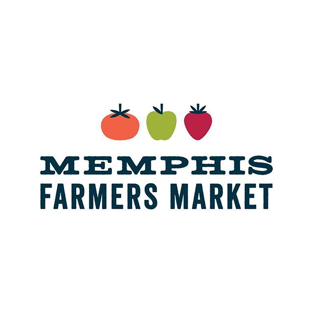 Last year the market got an updated look as fresh as their produce! Join the @memfarmersmkt tomorrow, Saturday April 6, at 8am till 1pm for their first day of the season!