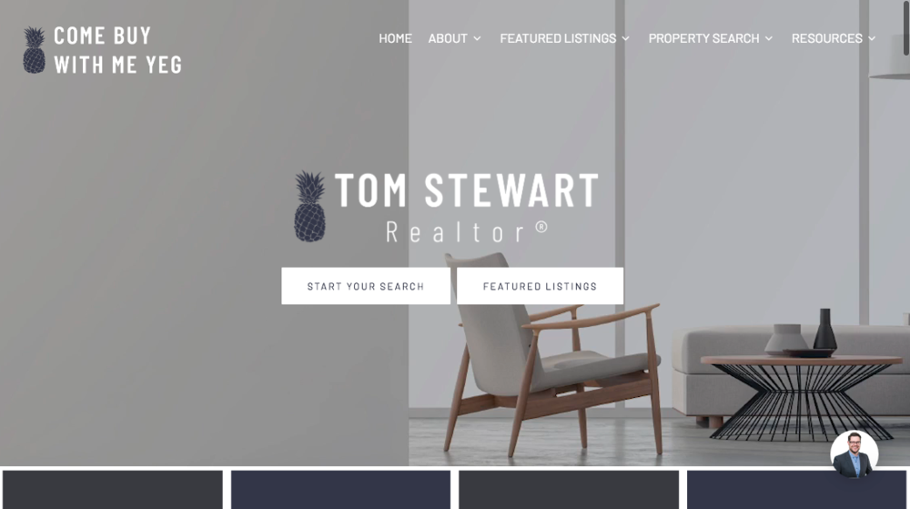 Tom Stewart - In relation with Avenue HQ.