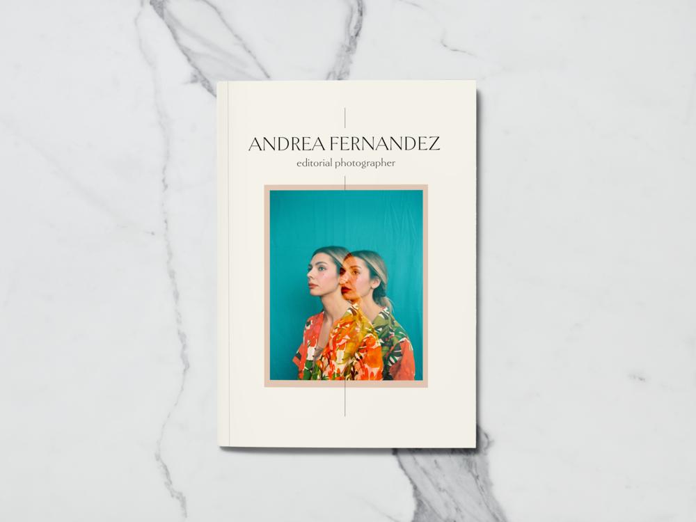 ANDREA FERNANDEZ PORTFOLIO DESIGN