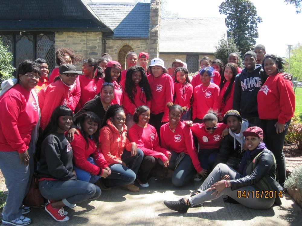 HBCU College Tour 2014