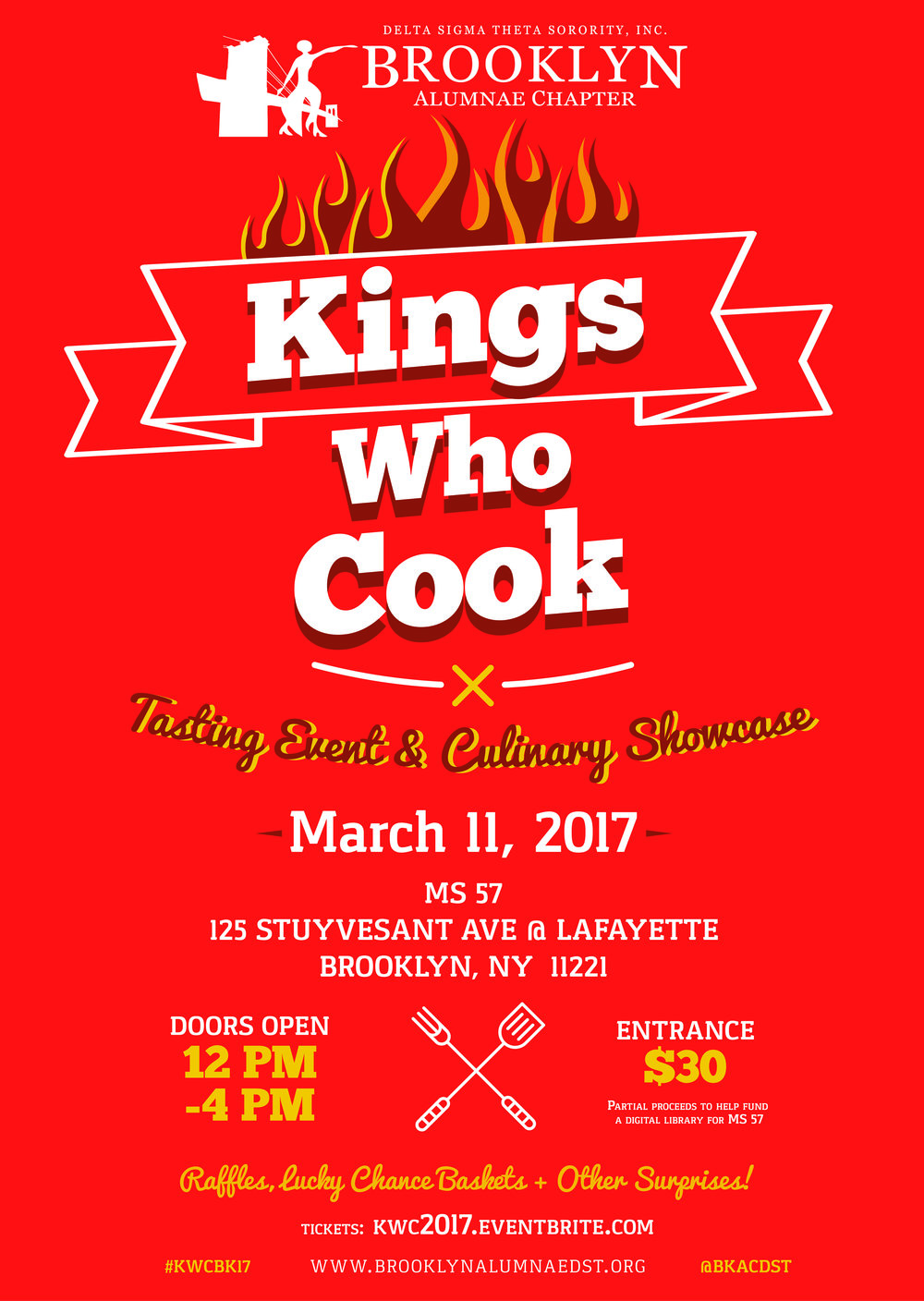 Kings Who Cook 2017