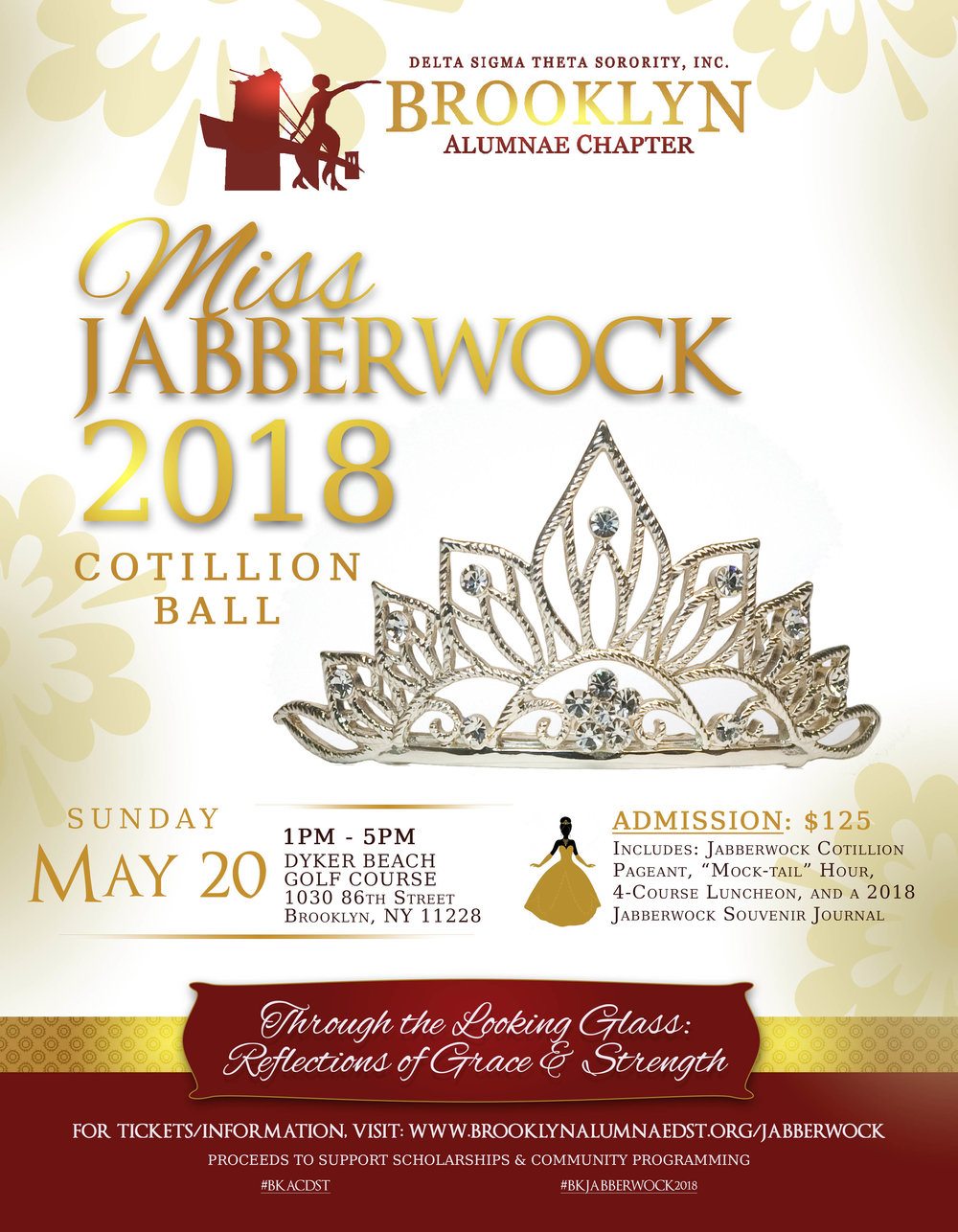 Jabberwock Cotillion Flyer2018