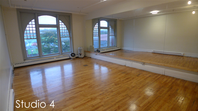 DanceStudio4TorontoDanceStudioRentals