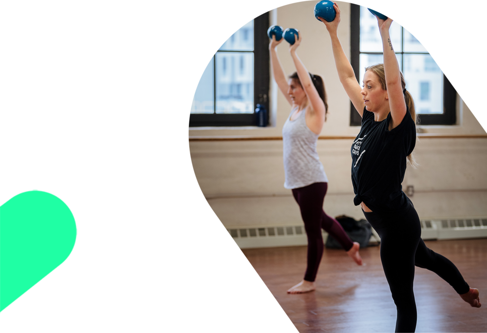 Ballet Boot Camp - Long, lean and strong.