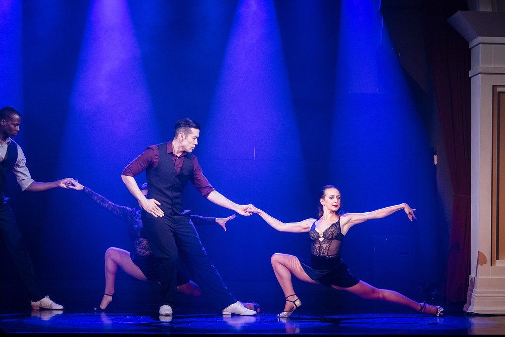 Choreography classes -