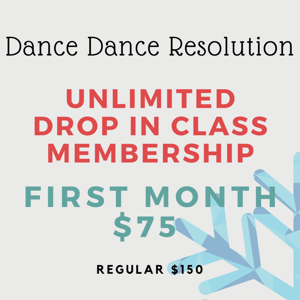 Sign up for an unlimited membership and get your first month half off. There is a 3 month commitment for this membership and a credit or debit/visa card is required. Membership activates from date of purchase and the regular rate of $150/month will apply each month going forward.
