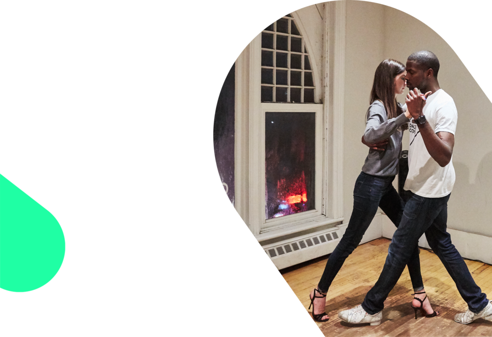 Argentine Tango - Classes for absolute beginners