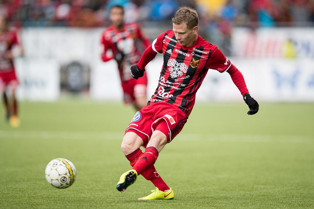 Östersunds Johan Bertilsson.