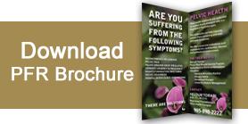 Download PFR Brochure