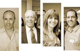 Dr. Kevin Grice, Dr. Adrian Grice, Dr. Leslie Grice and Dr. Kyle Grice