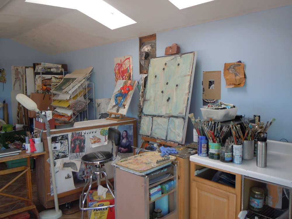 Studio of Megan Lemcke