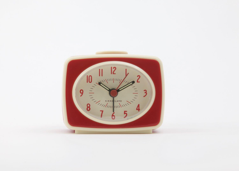 b09997e9ad9 Green Retro Alarm Clock — the Art of Simple