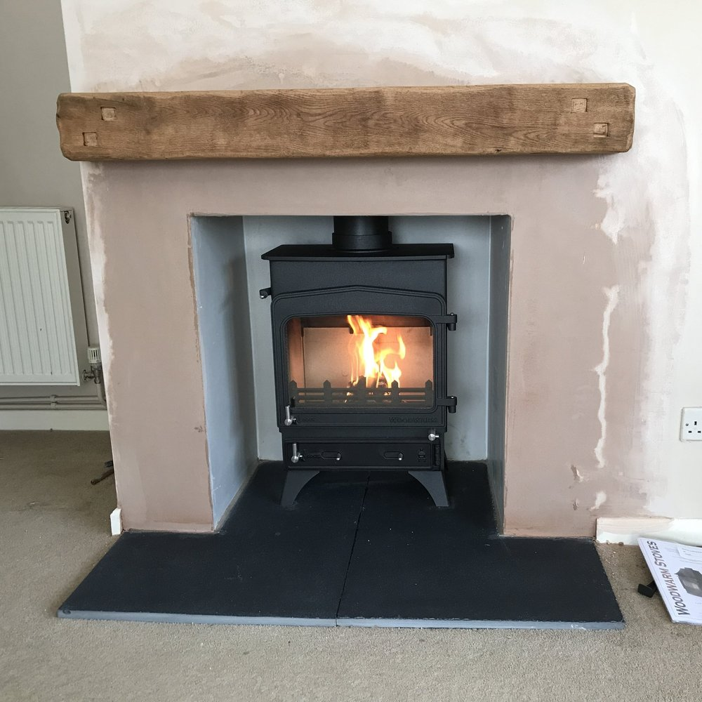 Wymondham Woodwarm Stoves