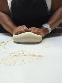 Part 1: Stretching the dough