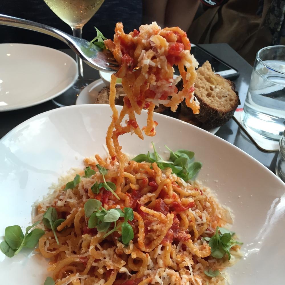 Spaghetti alla Chitarra.
