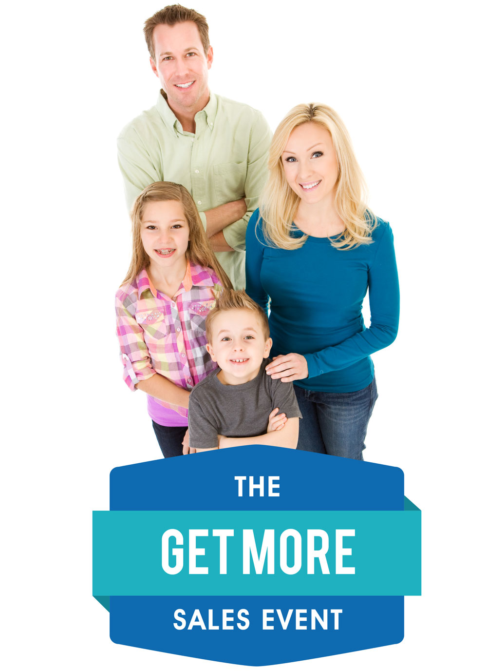 The Get More Sales Event