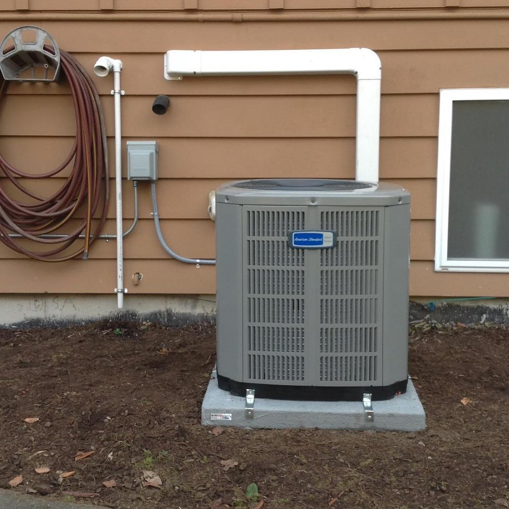 Heat Pump and Air Scrubber Plus Installation in Bremerton, Wa (Kitsap County).