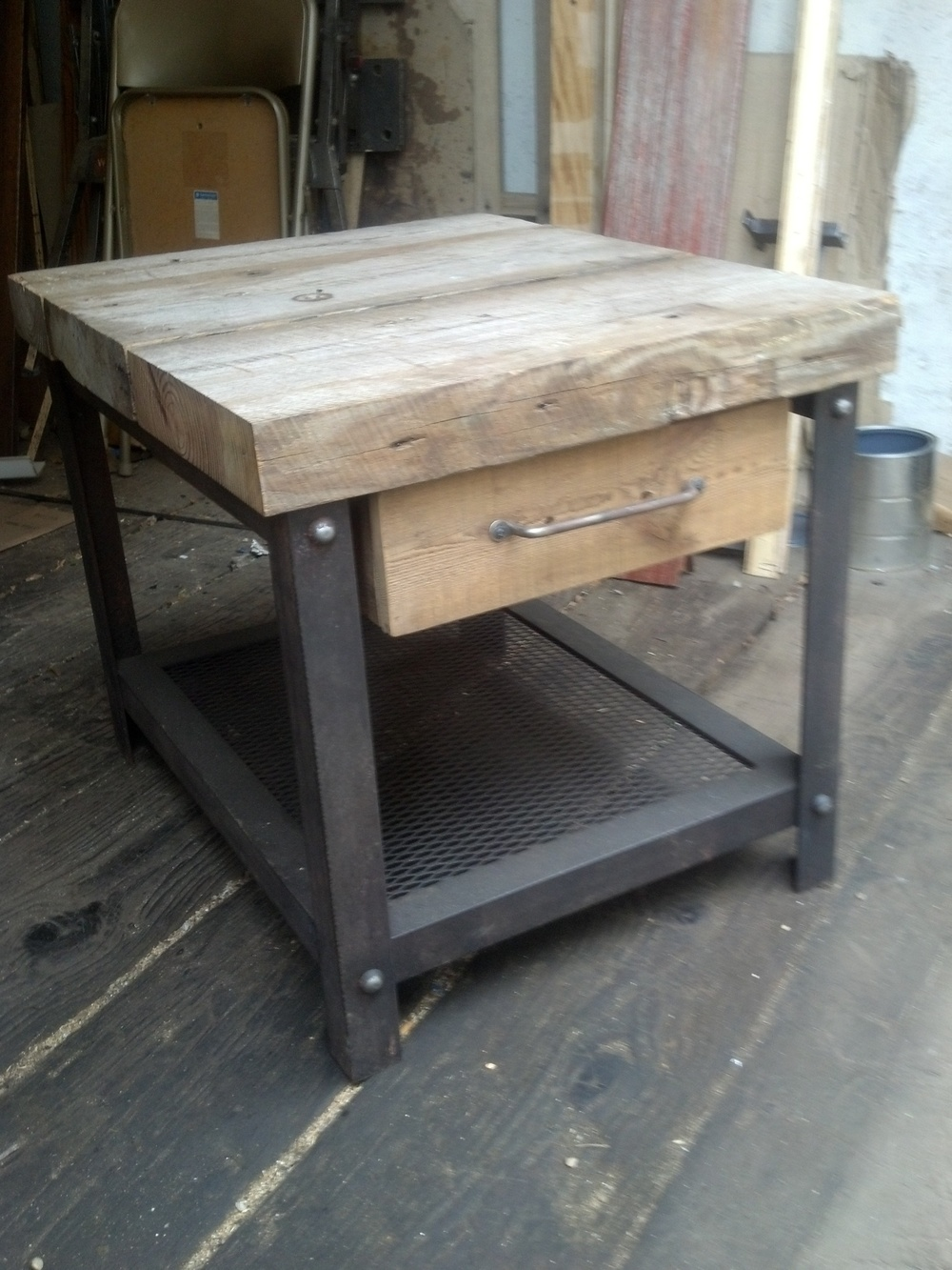 Custom Side-Table