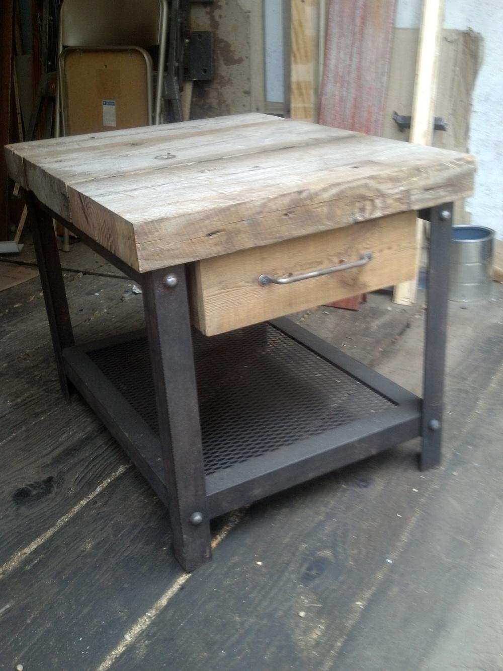 Custom Side-Table