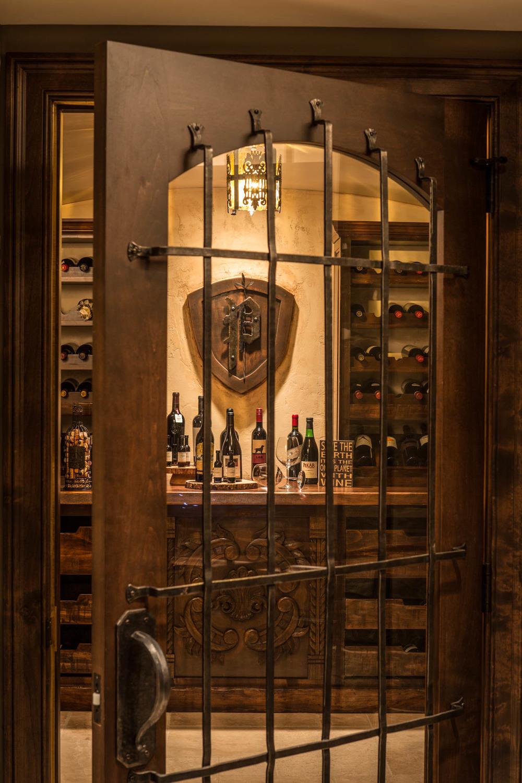Wine Cellar Details
