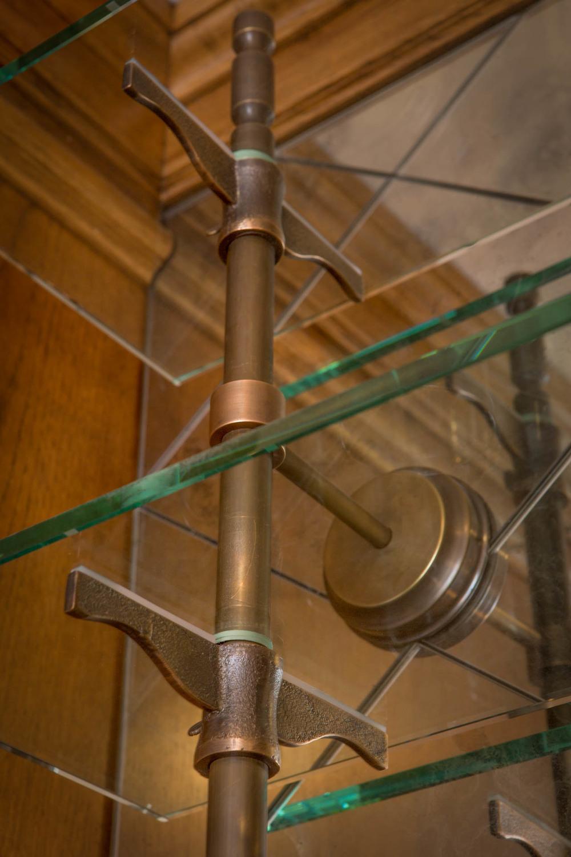 Bistro Shelf Detail