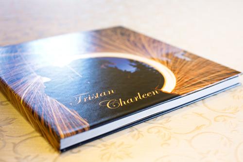 Wedding Image Wrap Album