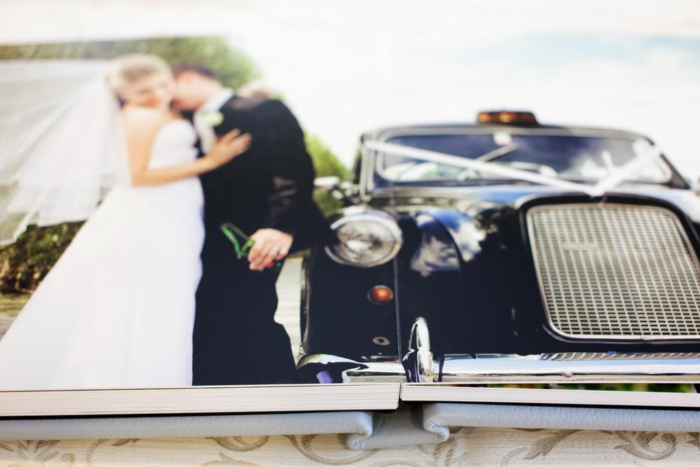 Lay-Flat-Wedding-Album