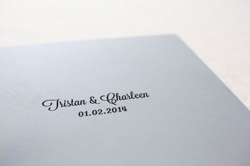 Embossed-Wedding-Album