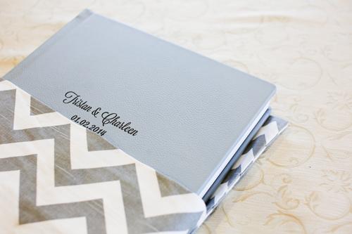 Leather-Wedding-Album