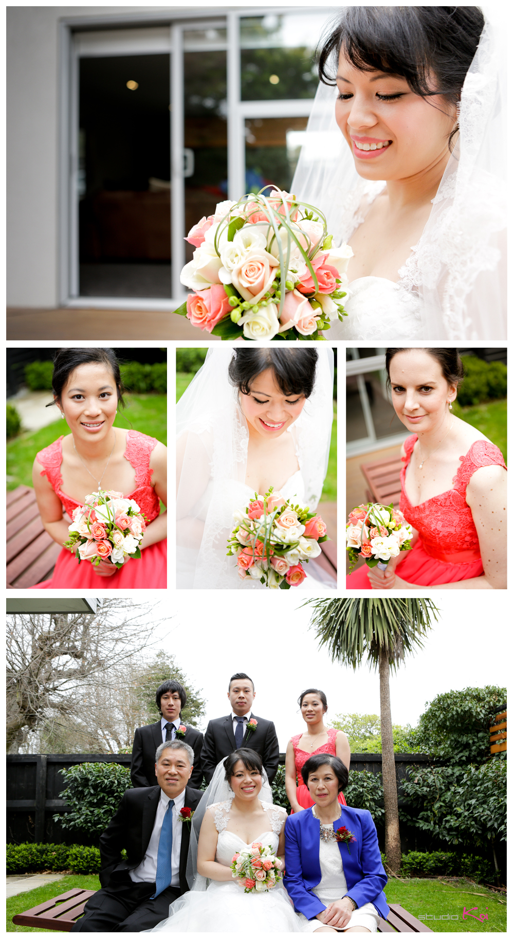 Christchurch wedding photographers