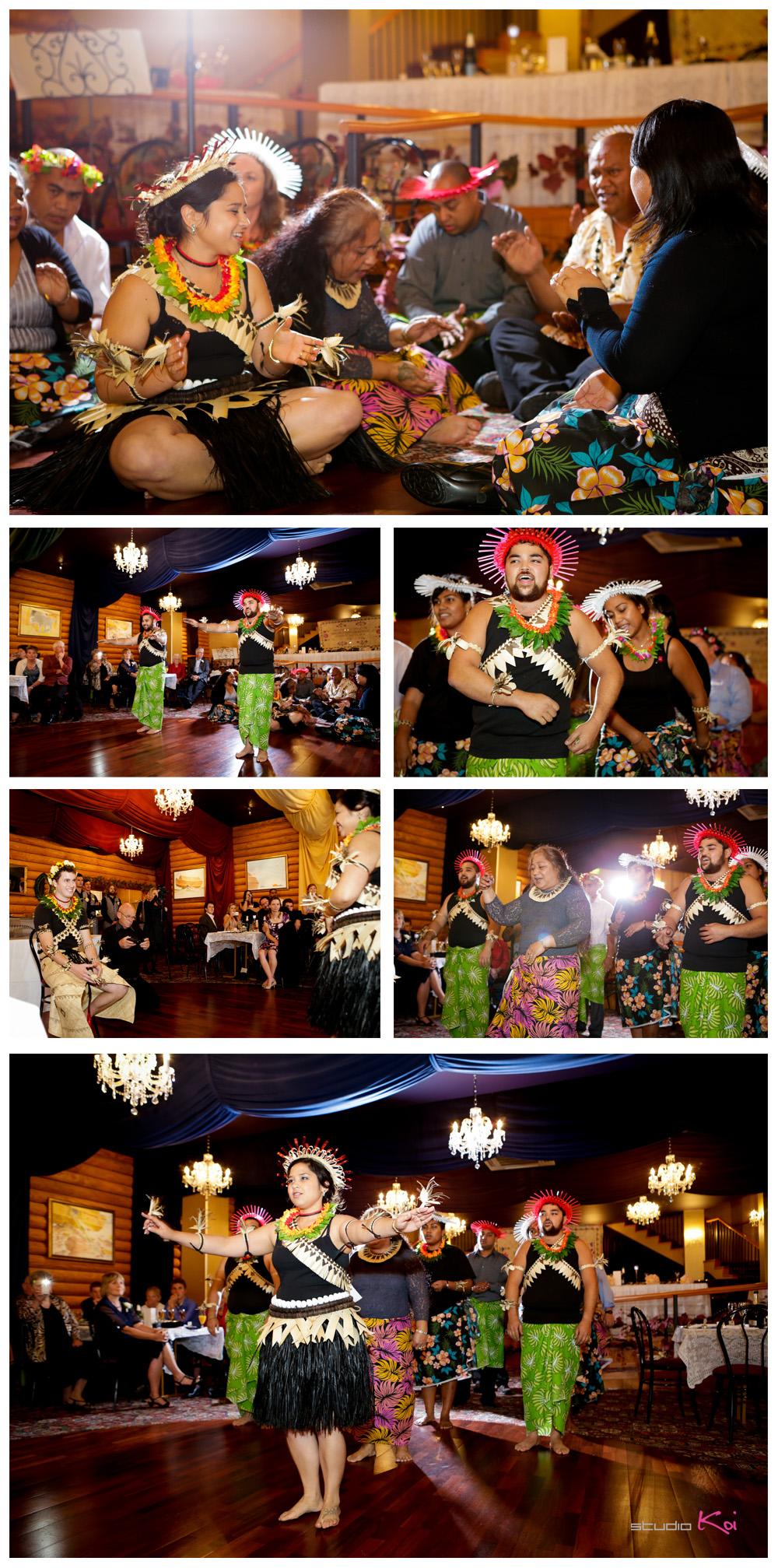Gethsemane Gardens Christchurch wedding reception