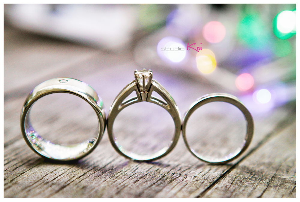 Rosemount E  state Wedding ringChristchurch