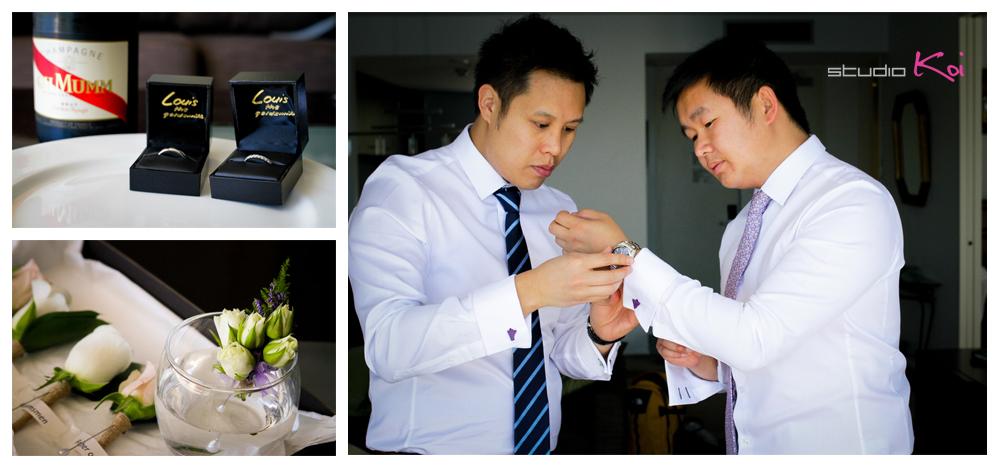 Weddinggettingready atPeppersClearwaterResort christchurch