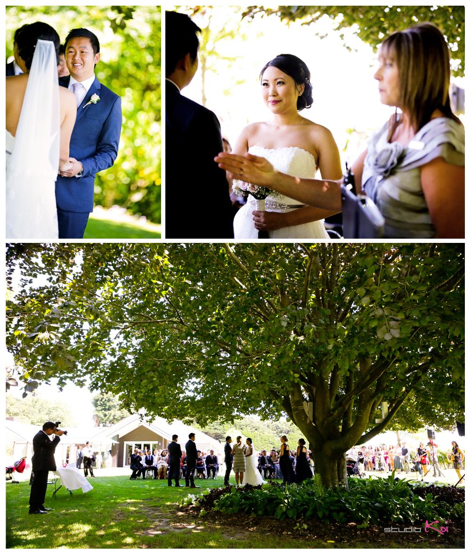 rossendalevineyardwinerywedding ceremonychristchurch