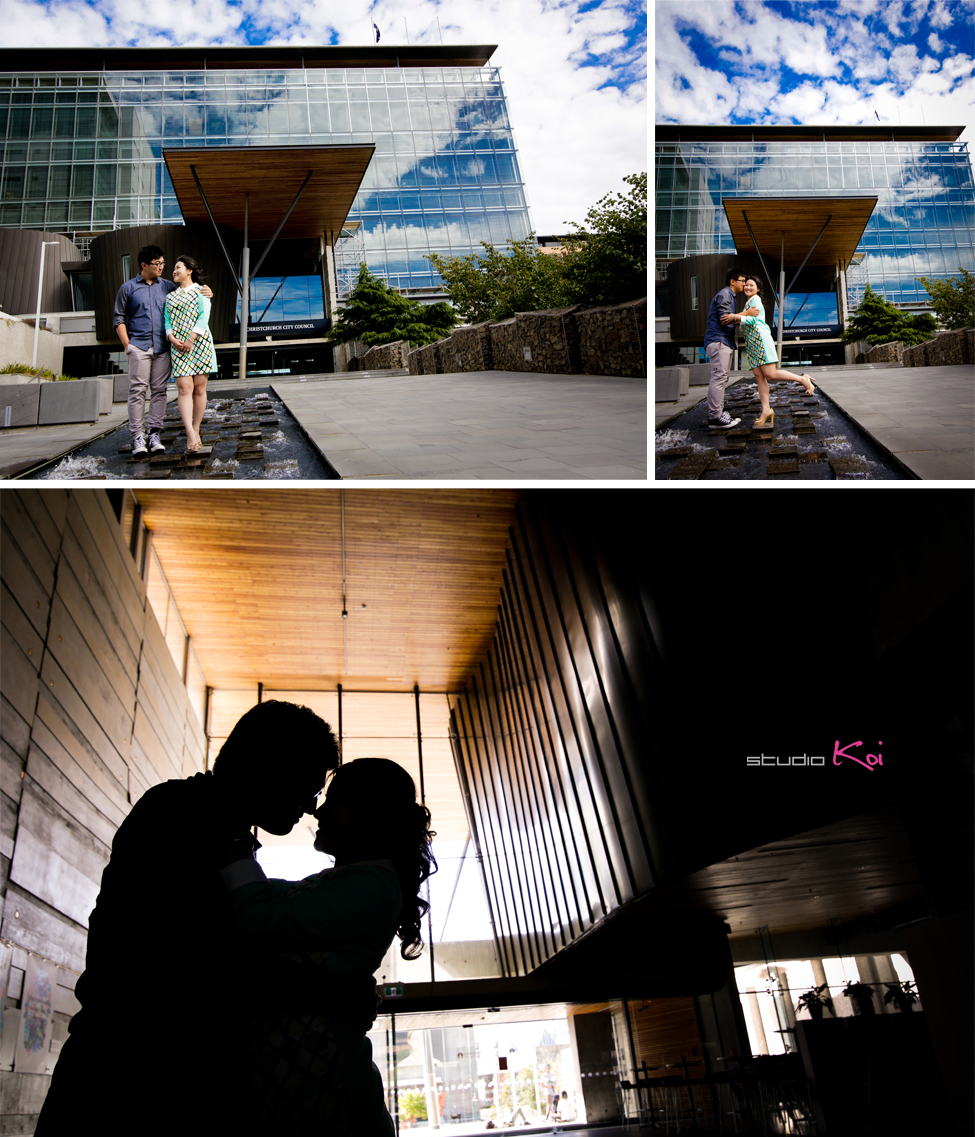 Christchurch engagement photos Christchurch wedding photography
