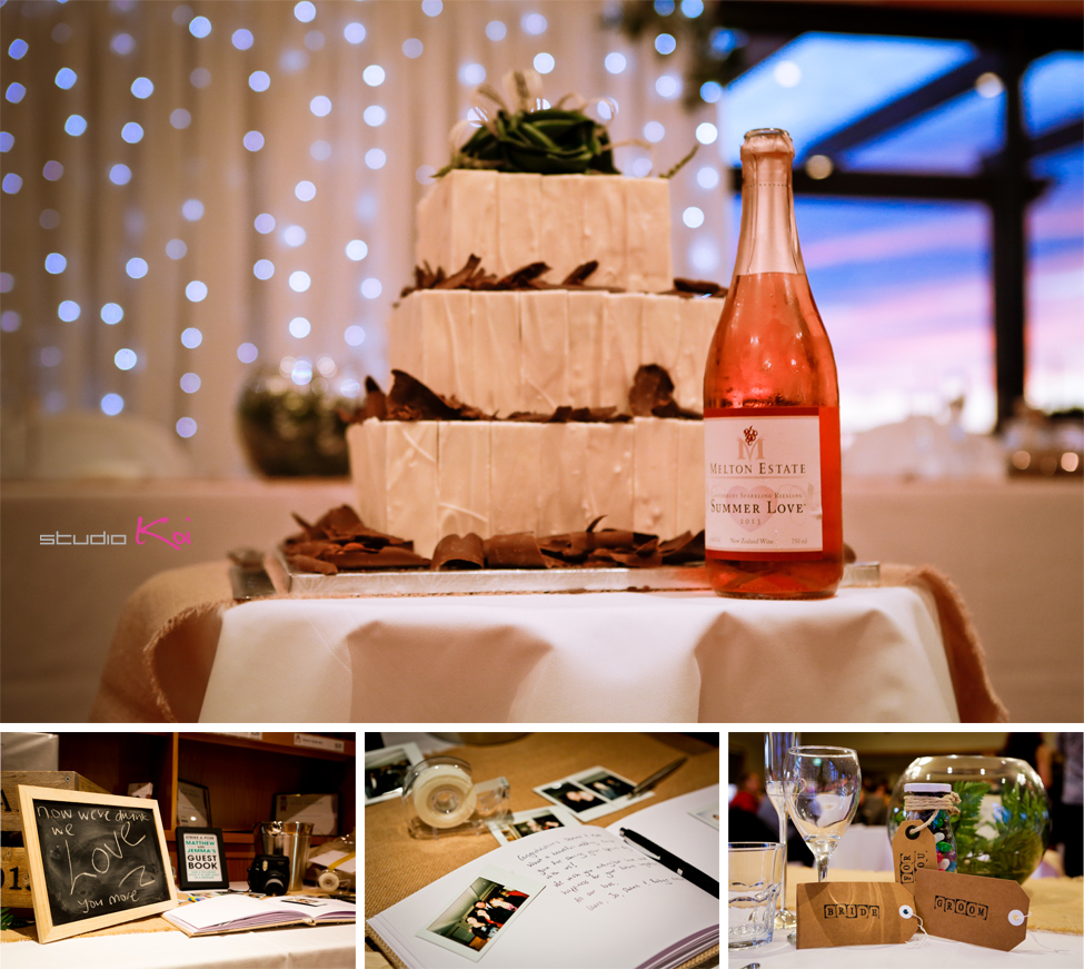 Melton Estate winery wedding photographers