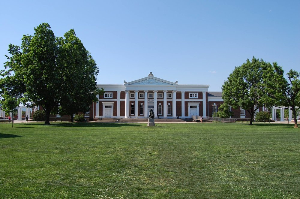 University of Virginia - Come study with me!