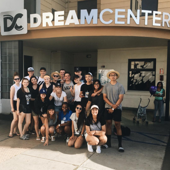 2016 DREAM Centre trip crew