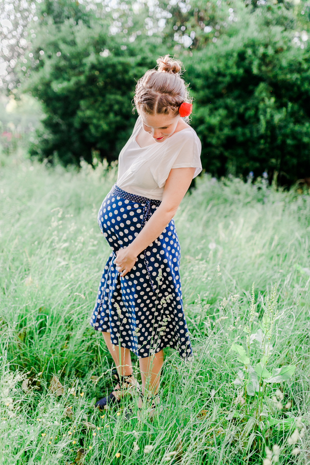 london maternity session