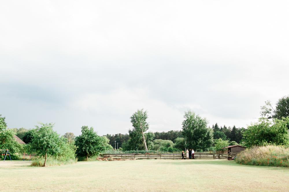 country side barn wedding