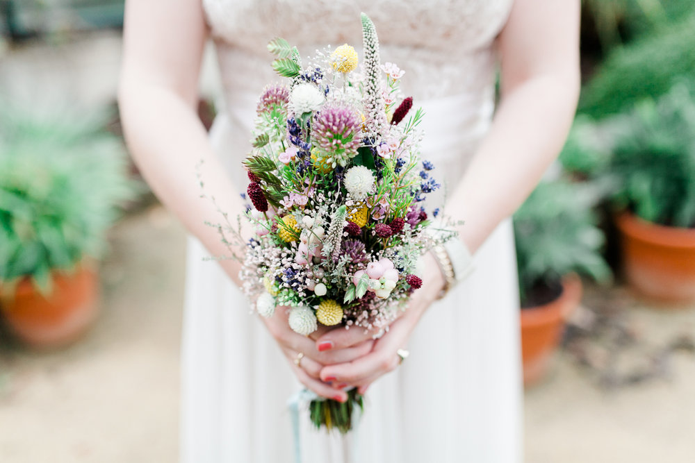 boho wedding with gorgeous details