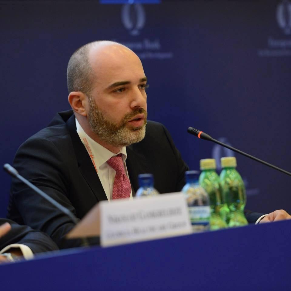 არჩილ გაჩეჩილაძე -  GWP -Chairman