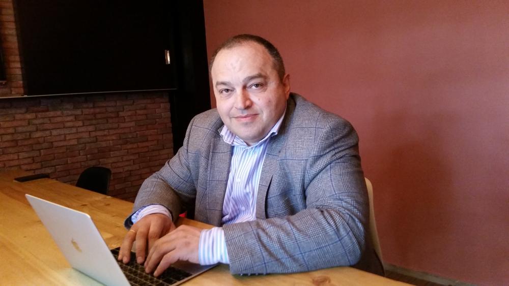 """გიორგი ქეშელაშვილი - """"ჯორჯიან ქარდის"""" გენერალური დირექტორი"""