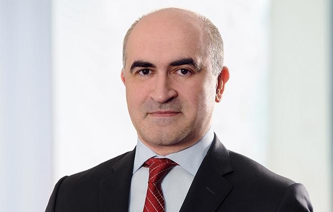 """გიორგი ჭილაძე - """"საქართველოს ბანკის"""" გენერალური დირექტორის მოადგილე რისკების მართვის დარგში."""